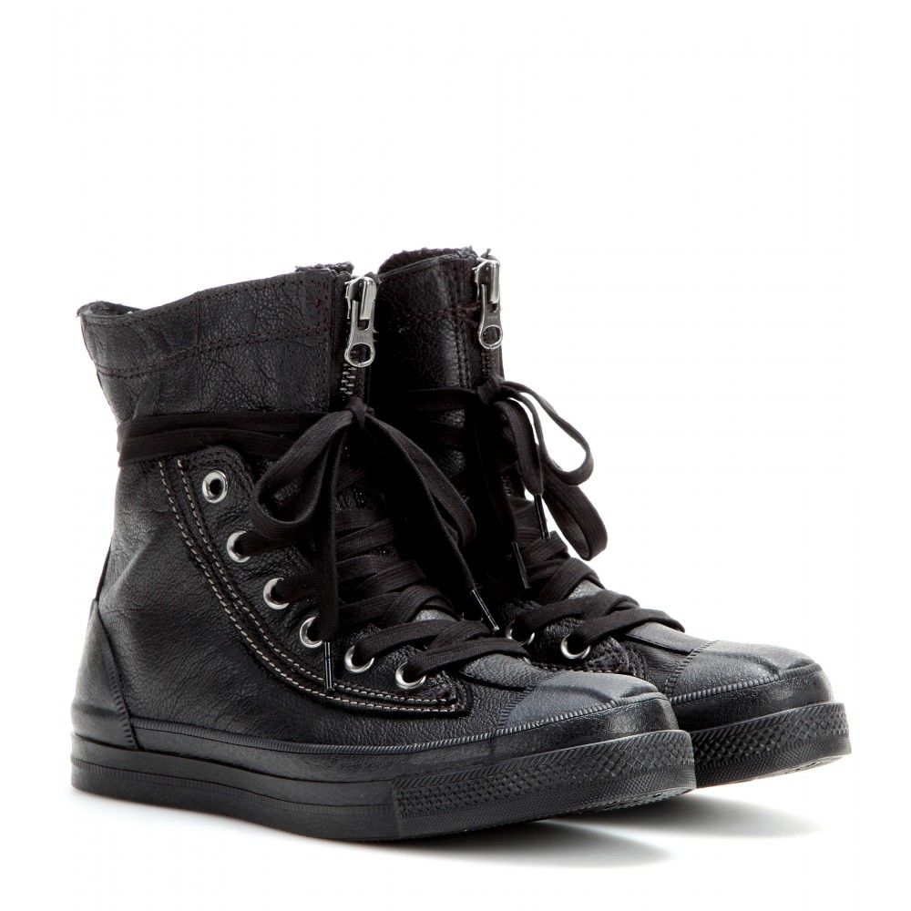 13eeda3ea55bf2 Converse - Chuck Taylor All Star Combat boots - We ve never known the Converse  Chuck Taylor s like this. Reworked in a military style combat boot