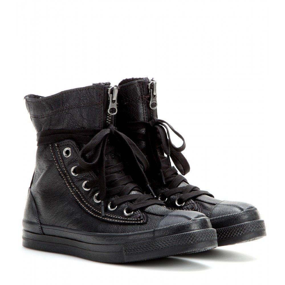 mytheresa.com - Chuck Taylor All Star Combat boots - Sneakers ...
