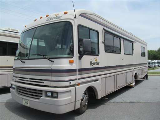 Check out this 1994 Fleetwood Bounder 32 H listing in