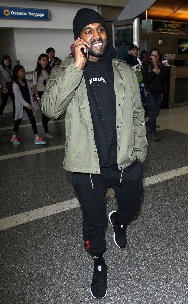 Kanye West From The Big Picture Today S Hot Pics Rapper Style Kanye West Style Kanye West
