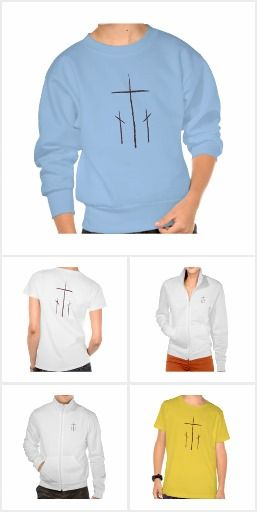 Three Calvary Crosses Clothing Calvary Cross Clothes Cross