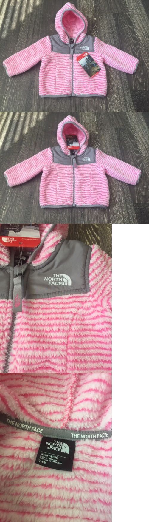Authentic The North Face Oso Hoodie 3-6m and 6-12m