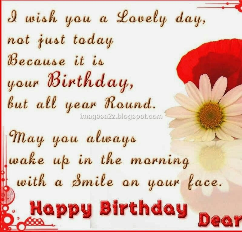 Pin by Brenda on HAPPY BIRHTDAY – Birthday Greetings for Sister Funny