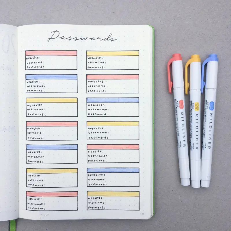 17 Soothing Bullet Journal Layouts That'll Calm Your Mind And Cleanse Your Soul