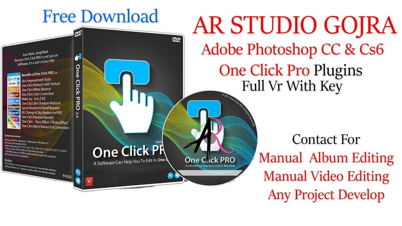 How to install use complete training one click pro in