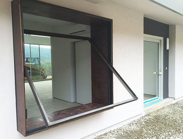 Studio Anderson Architects Pauma Valley Custom Pivot