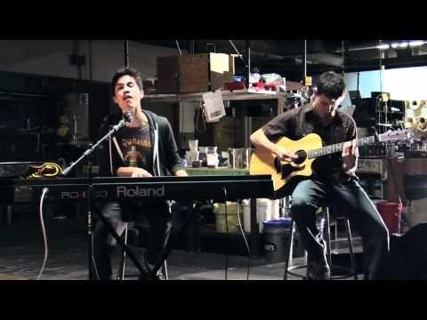 Firework & Grenade MASHUP (Explosion Medley) - Sam Tsui & Kurt Schneider ♥