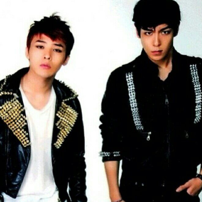 TOP and GD....*died*