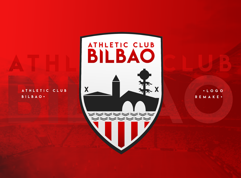 Athletic Club - LOGO REMAKE on Behance in 2020   Athletic ...