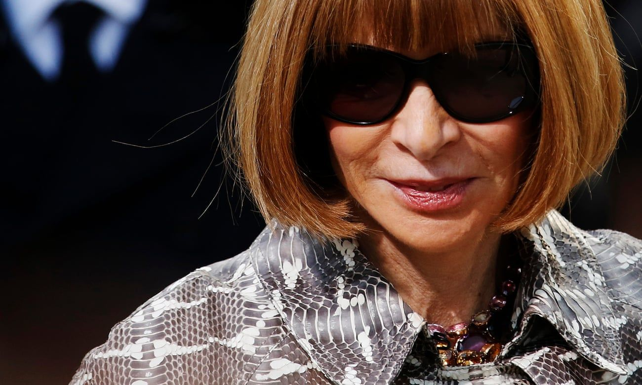 Thirty years at vogue how anna wintour changed the way the world