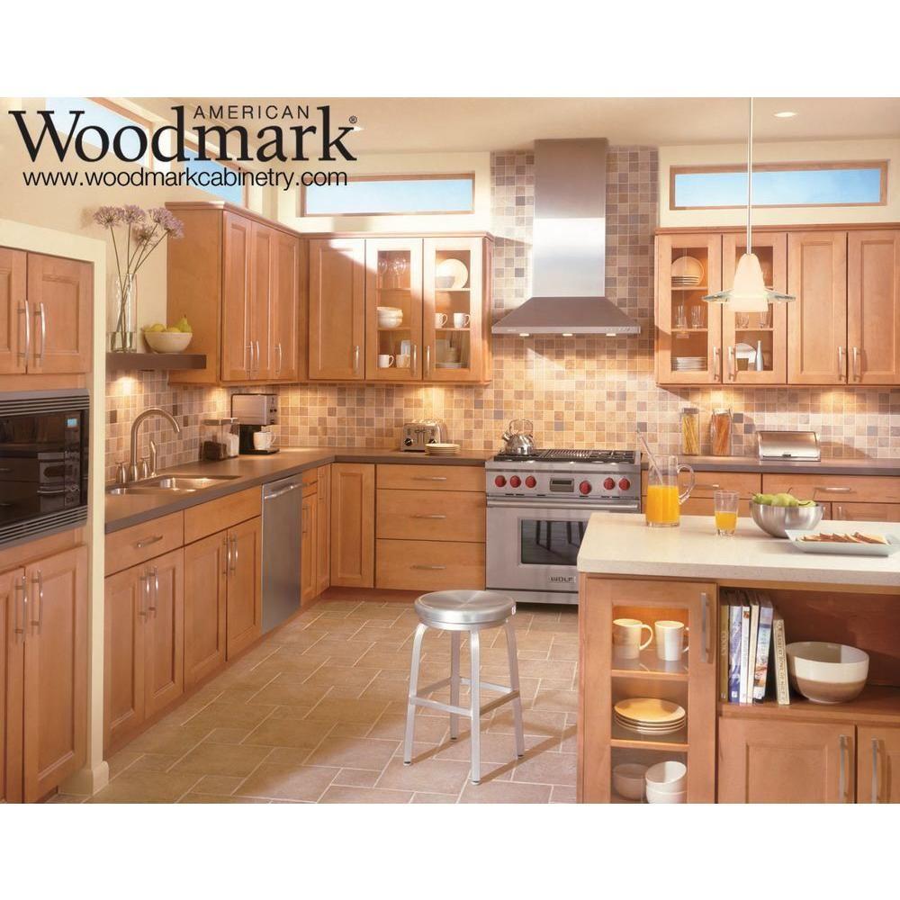American Woodmark 14-1/2x14-9/16 In. Cabinet Door Sample