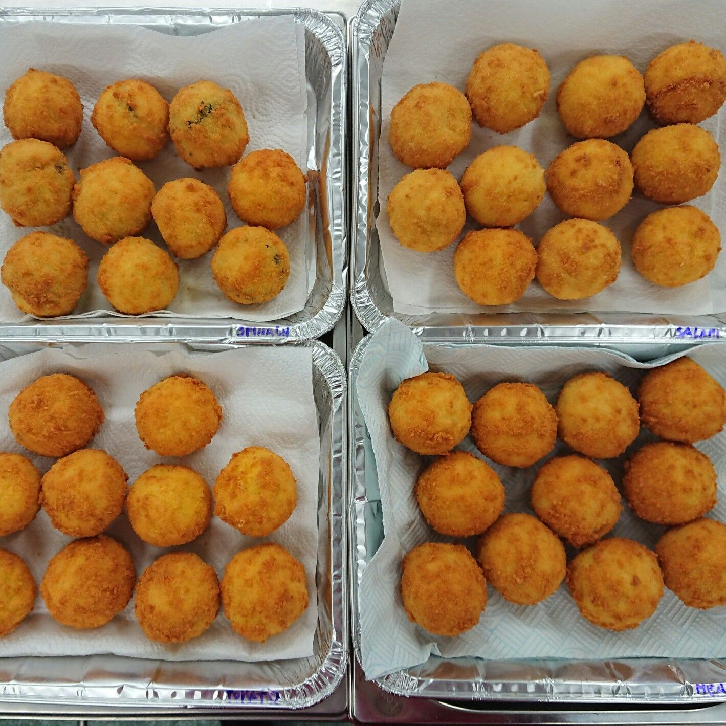 Arancini! All delicious, all gluten-free 🌞 www.tigellae ...