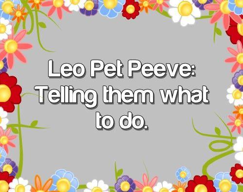 free daily love horoscope leo