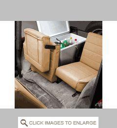 Split Fold Tumble Rear Seat For Jeep CJ Wrangler YJ TJ