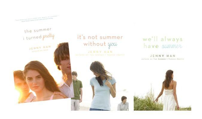 The Summer I Turned Pretty Trilogy Wiki Best Summer Reads Turn Ons Ya Books