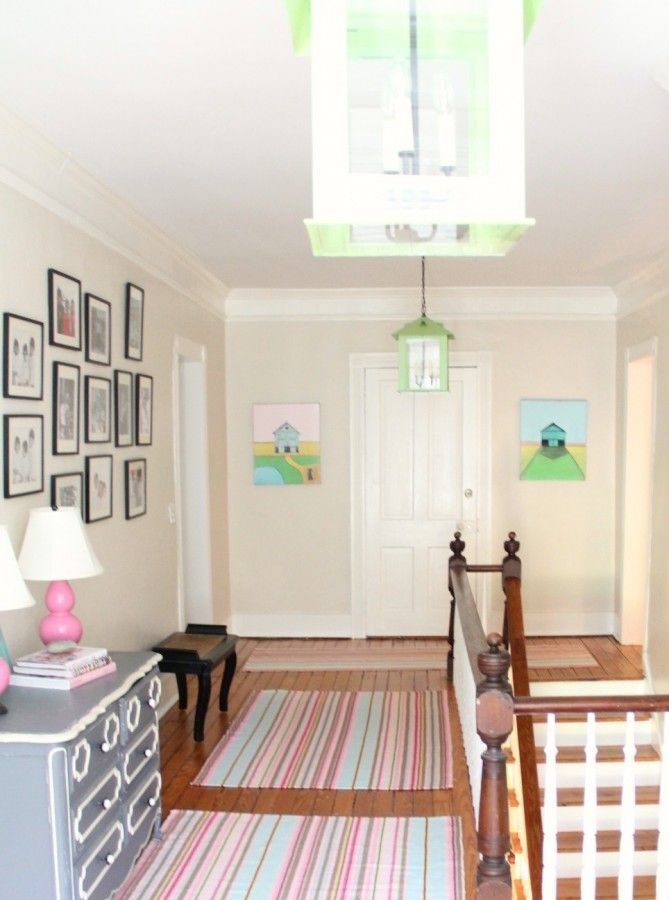 The 8 best benjamin moore paint colours for home staging for Best light cream paint color