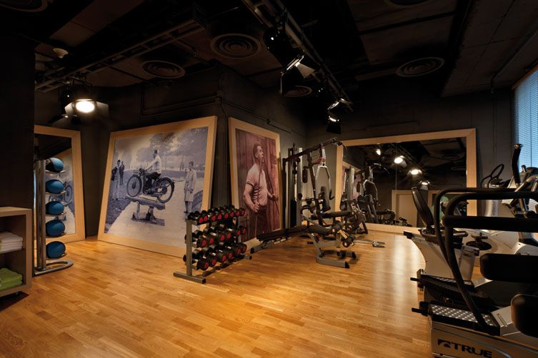 #modern #luxury #fitness #gym
