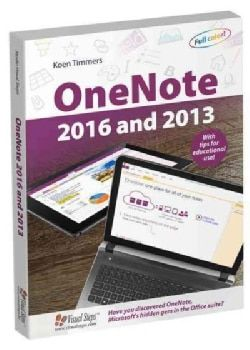 Onenote 2016 and 2013 (Paperback)