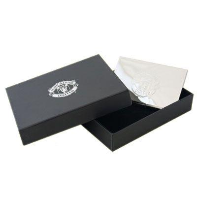 Manchester United Business Card Holder Novelty Gifts Business Card Holders Metal Business Cards Manchester United Merchandise