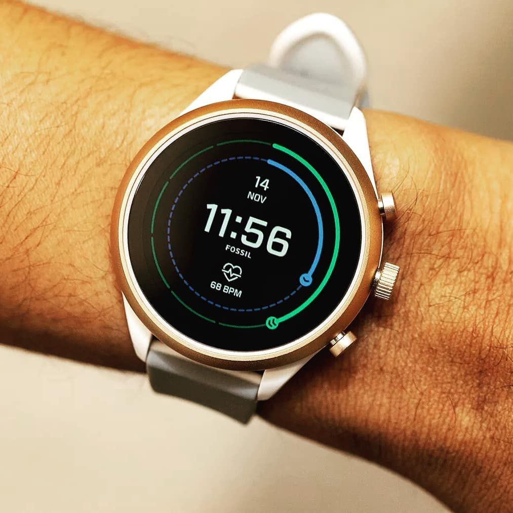 The all new Fossil Sport Smartwatch! Smart watch