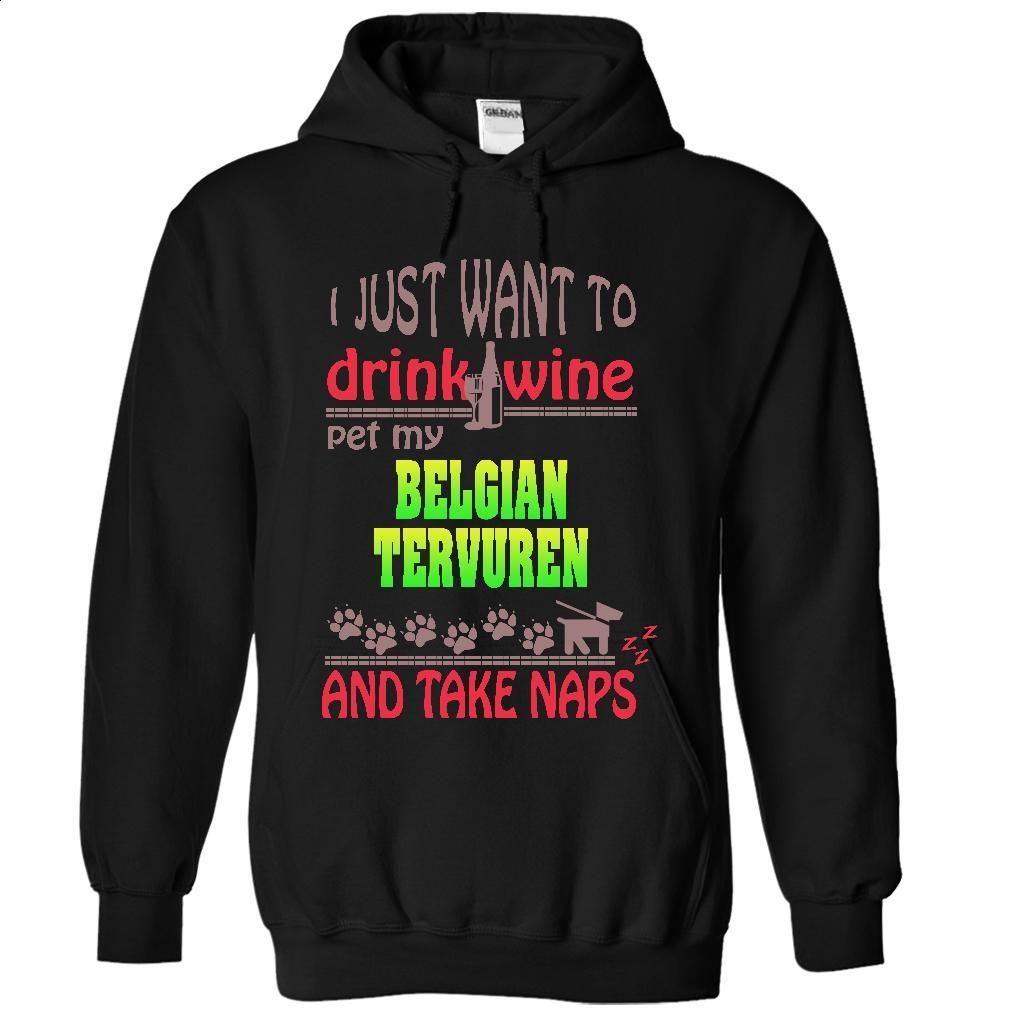BELGIAN TERVUREN T Shirts, Hoodies, Sweatshirts - #sleeveless hoodie #crewneck sweatshirts. SIMILAR ITEMS => https://www.sunfrog.com/Pets/BELGIAN-TERVUREN-4038-Black-17739666-Hoodie.html?id=60505