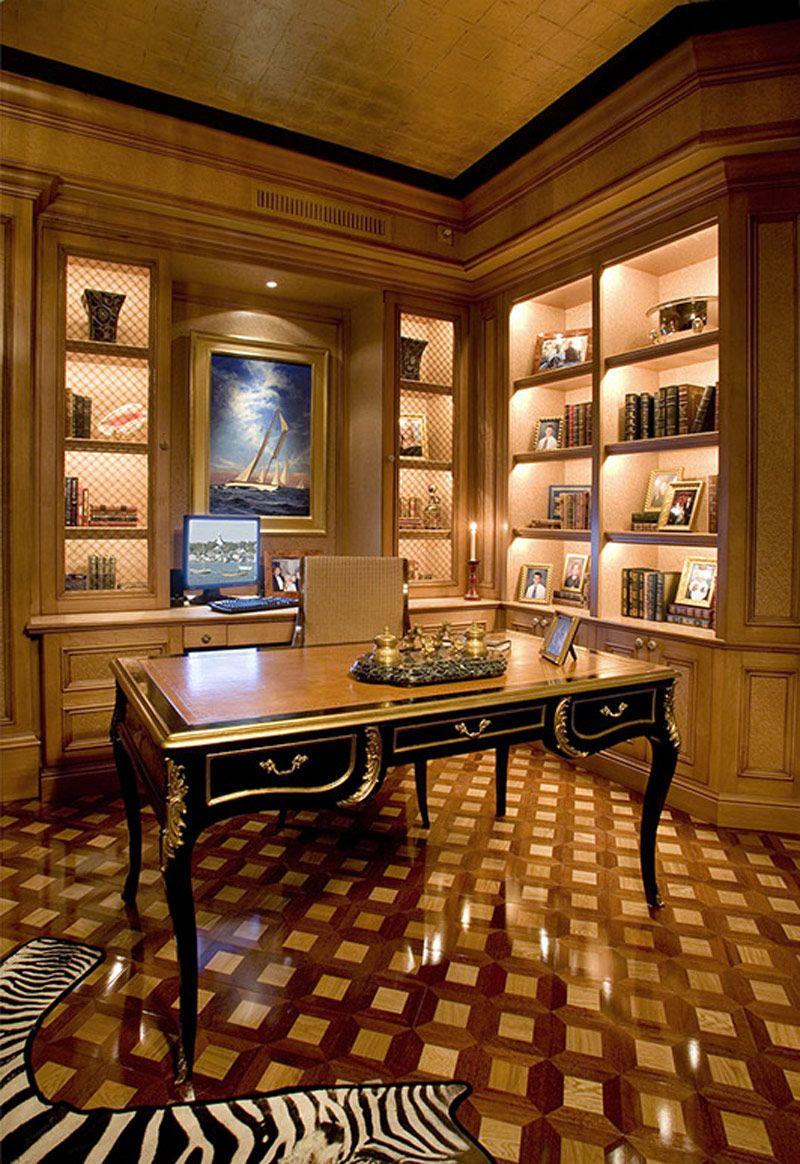 غـــــرف مكــــاتب منزليـــــة رائعــــــه Home Decor Home Decor