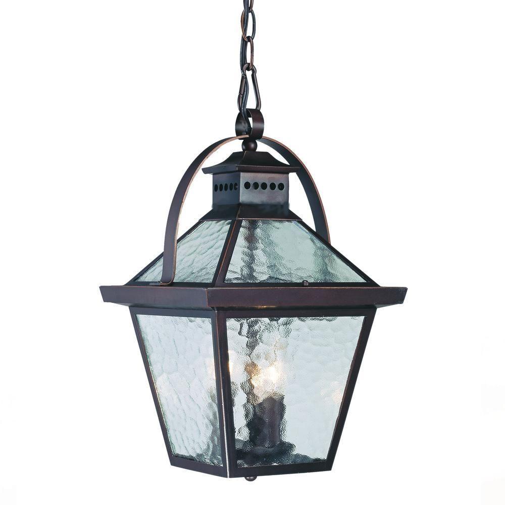 Bay Street Collection Hanging Lantern 3 Light Outdoor Architectural Bronze Light Fixture Archit In 2021 Hanging Lantern Lights Acclaim Lighting Lantern Light Fixture