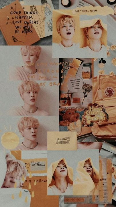 Bts Wallpapers Aesthetic Collage Park Jimin Jimin Wallpaper Bts Wallpaper Bts Jimin