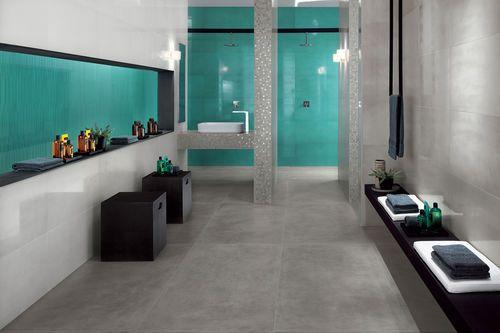 indoor tile    wall    porcelain stoneware    matte dwell atlas concorde