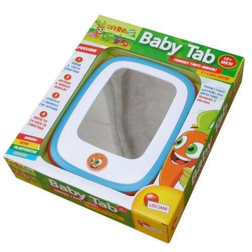 Carotina - Baby Tab #giochieducativi #carotina #prescolare #giochiprescolare #babytab
