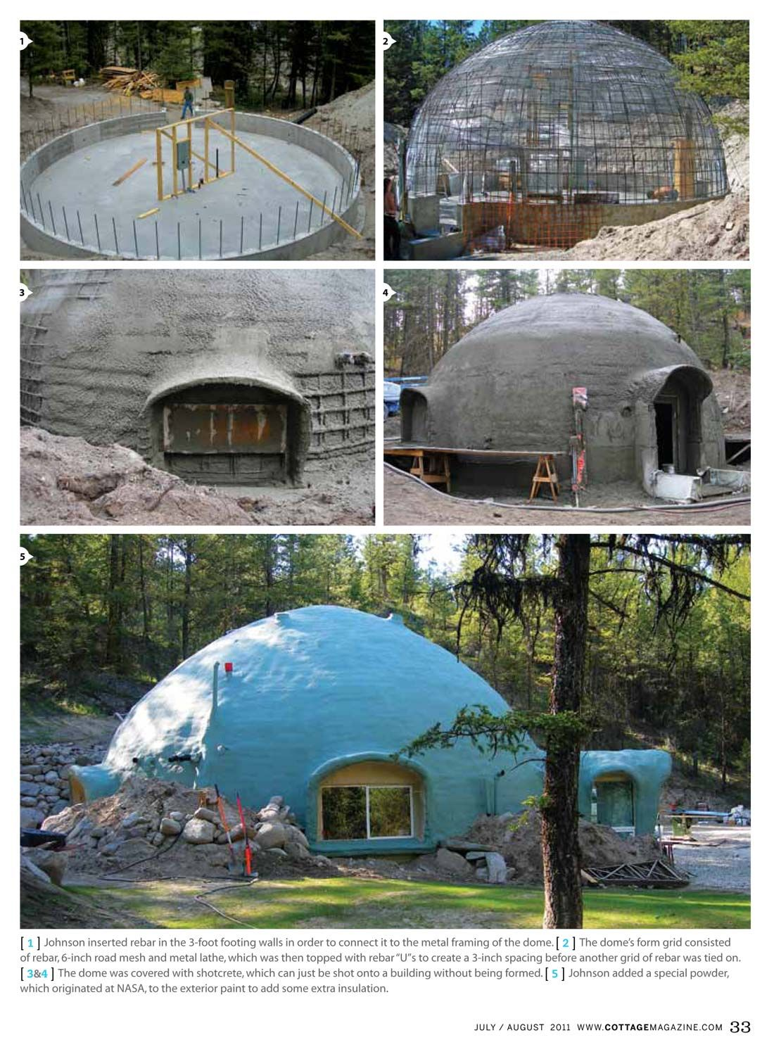 Pin By Mary Poblocki-Allen On Dome Living Off The Grid In