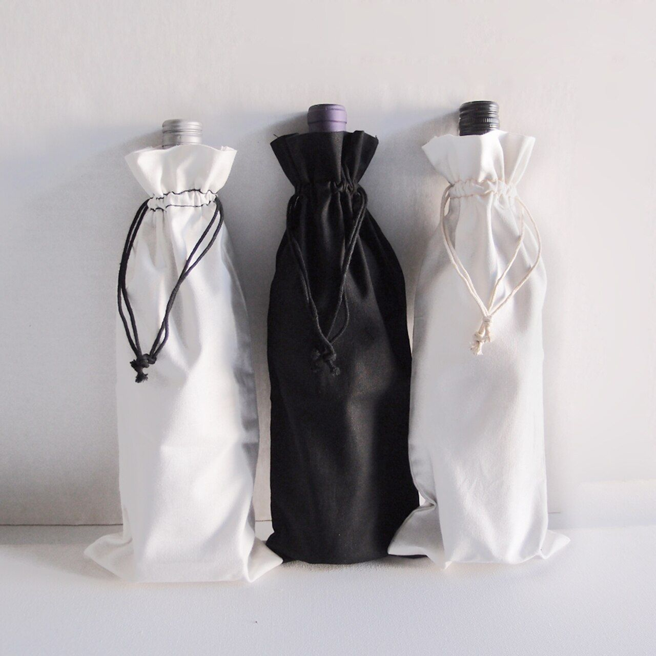 Cotton wine bags wholesale wine bags gift packaging