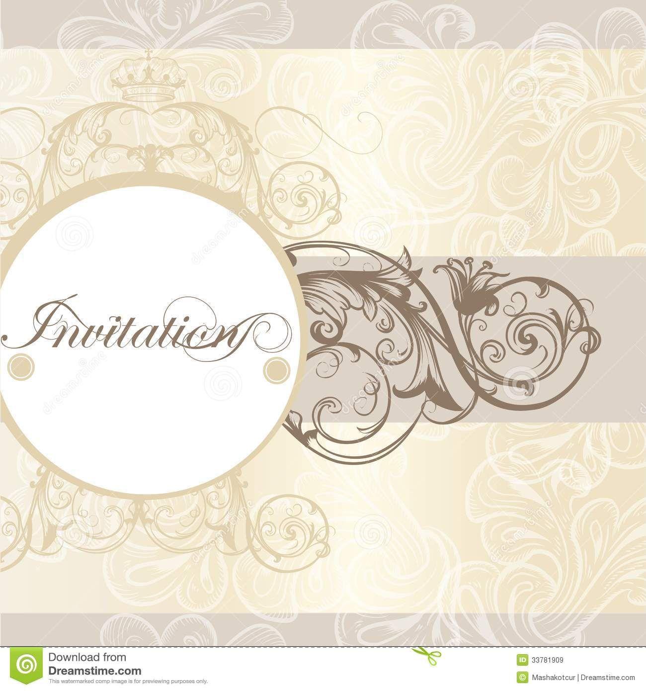 Wedding Invitation Designs Free Download Invitation card