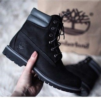 timberland black loafers