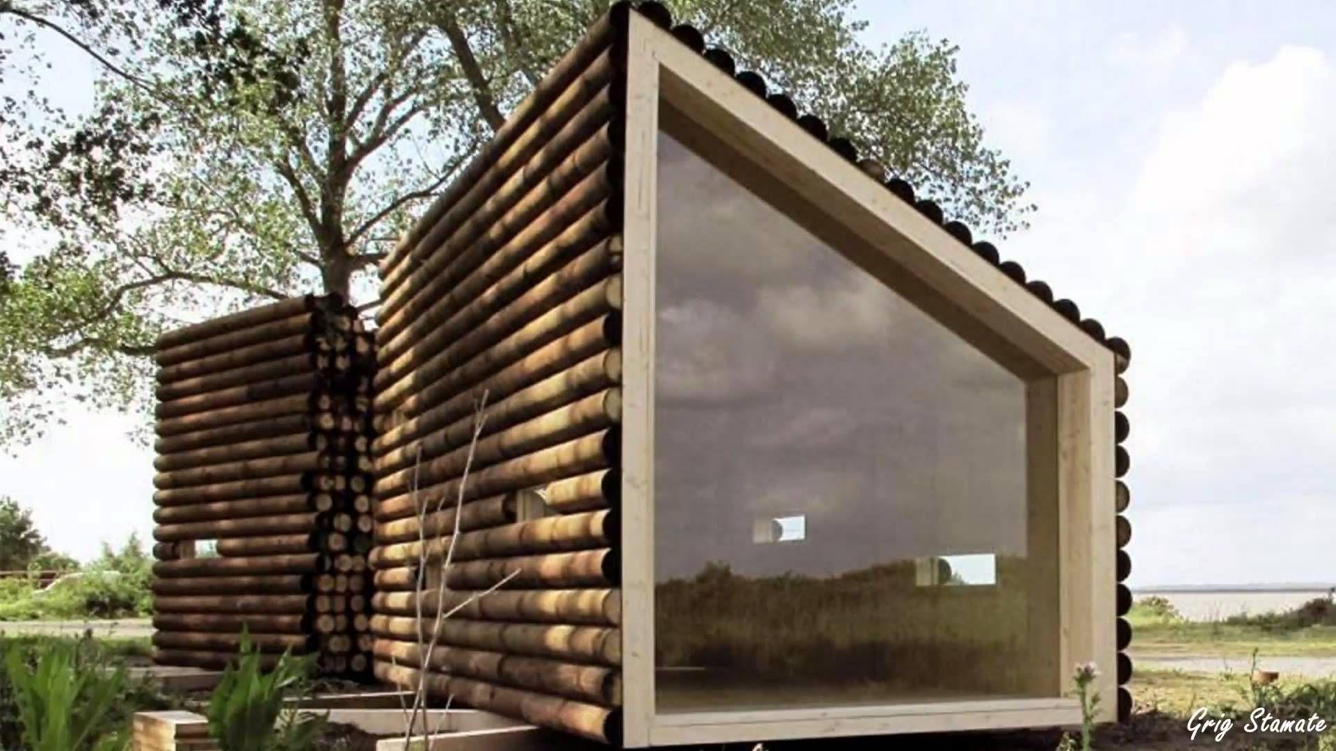 Modern Tiny Houses OMD Luxury Living Pinterest