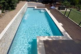 In Ground Lap Pool Beacon Hill Crystal Pools