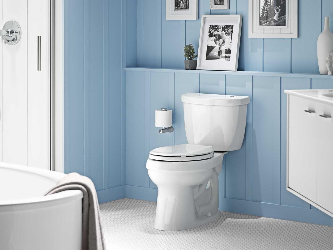 KOHLER   Touchless Toilets and Flush Kit, The No Touch Flush For ...