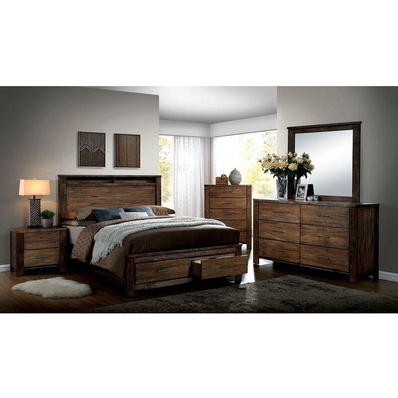 Millwood Pines Harmsworth Platform Configurable Bedroom Set Wayfair Bedroom Sets Queen King Bedroom Sets Bedroom Set