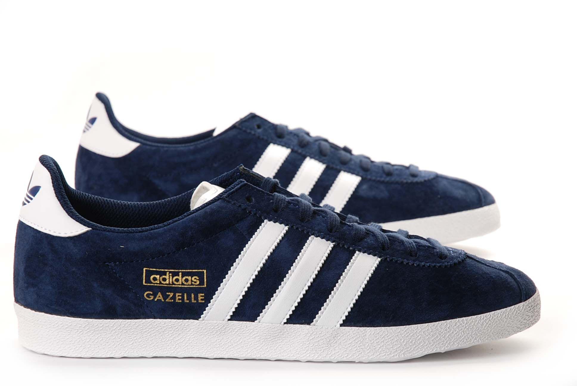 Adidas Gazelle OG Bleu Marine | Chaussure et Mode