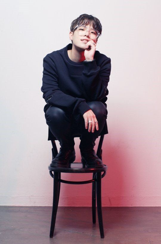 K Pop Star S Jung Jin Woo Gets Ready For Debut With A Brand New Handsome Profile Shot K Pop Star Woo Young Hip Hop And R B