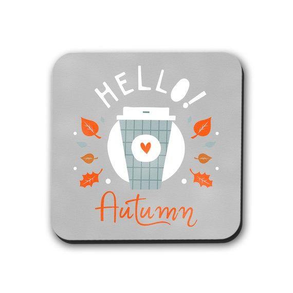 Hello Autumn Coasters #helloautumn