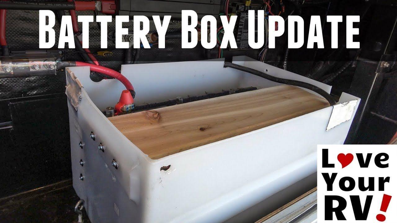 Battery Box Update Mod Version 2 0 Travel Trailer Floor Plans