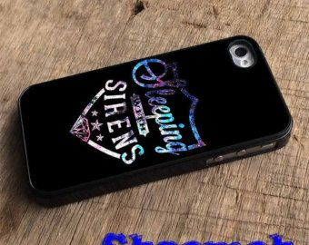 sleeping with sirens symbol Case for iPod Touch 4/5 Samsung