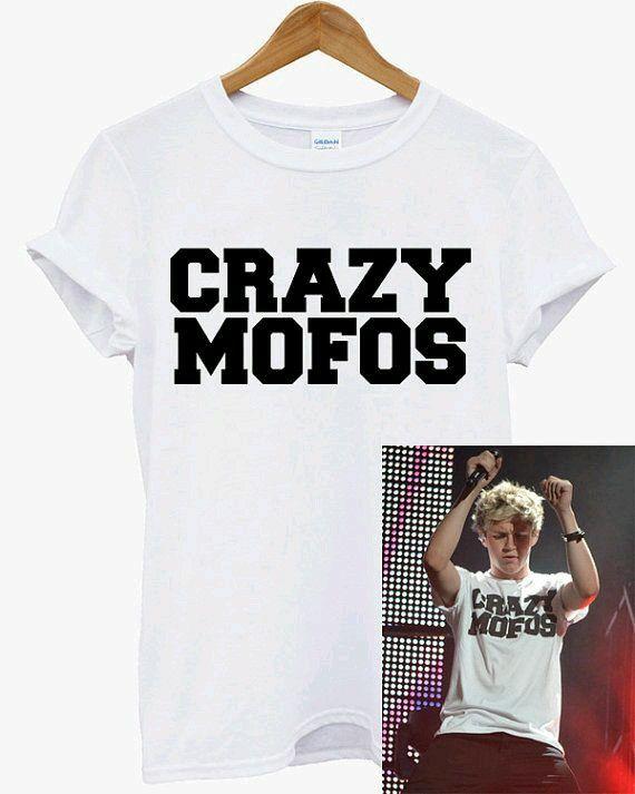 Crazy mofos shirts