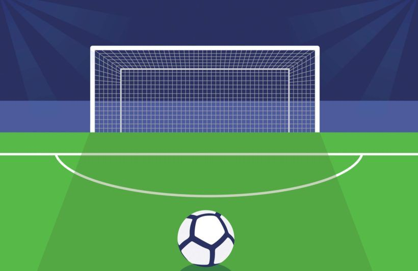Green Blue Football Goal Wallpaper Mural Murals Wallpaper In 2020 Mural Wallpaper Wallpaper Mural