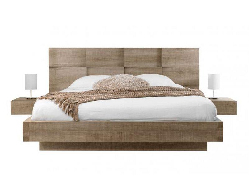 mervent double bed gautier france - Lit Gautier