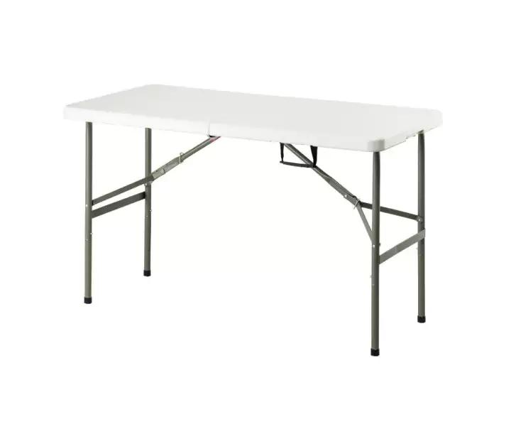 Okura Foldable Banquet Table Event Catering Hall Buffet Folding Table Meja Lipat Niaga 4 X 2 Folding Table Catering Halls Catering Buffet