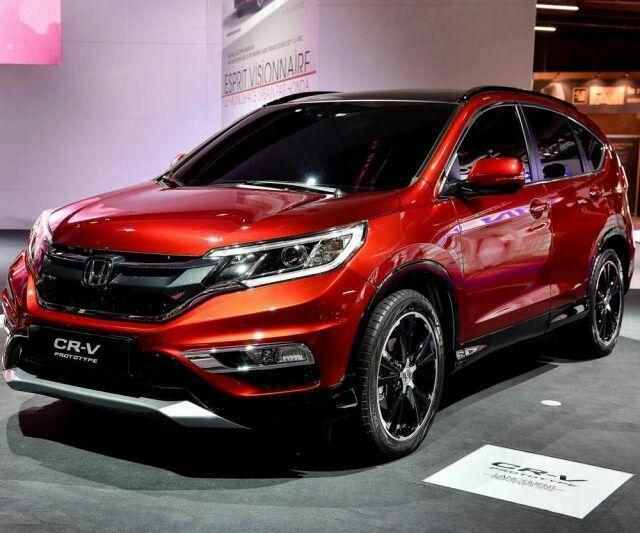 Honda Crv 2017 Review and Price