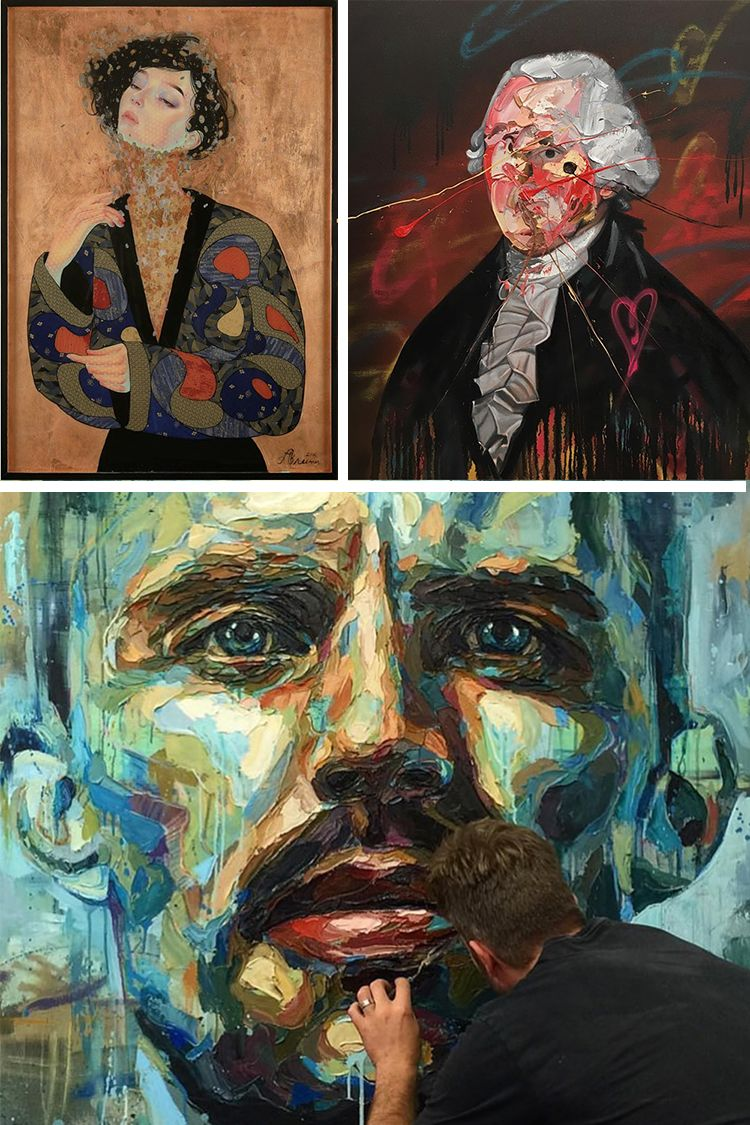 8 contemporary portrait artists who are reinventing one of