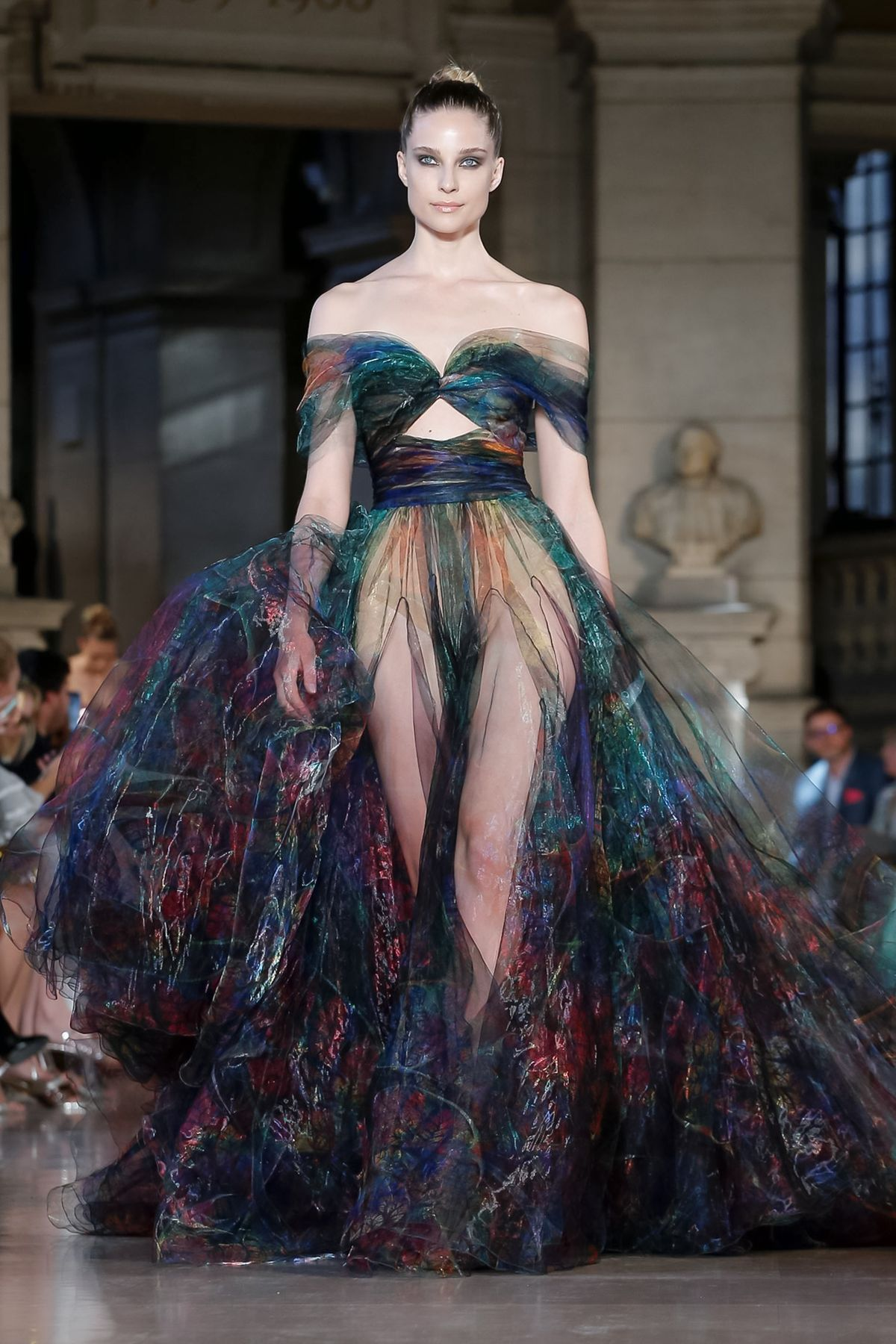 Photo of Rami Kadi Couture Fall Winter 2019 Paris